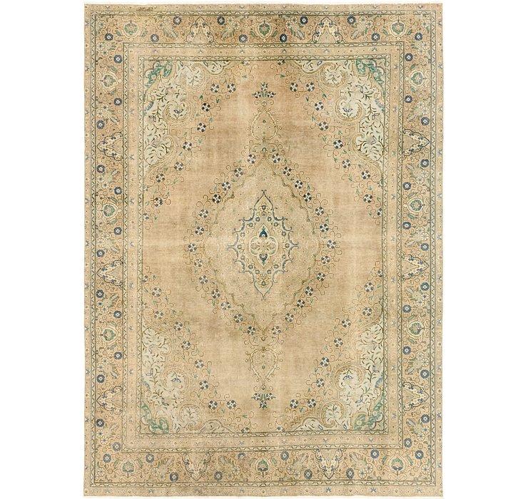 9' 5 x 12' 10 Ultra Vintage Persian Rug