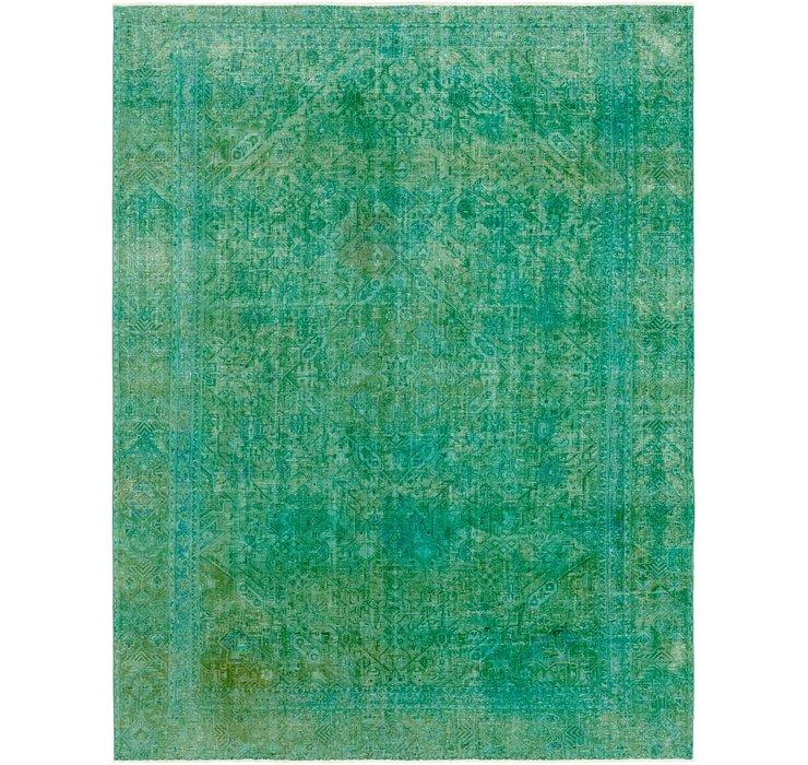 8' 9 x 11' 5 Ultra Vintage Persian Rug