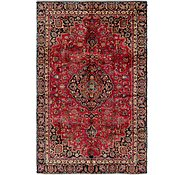 Link to 5' 9 x 9' 2 Mashad Persian Rug