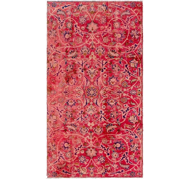 4' 8 x 9' Tabriz Persian Rug