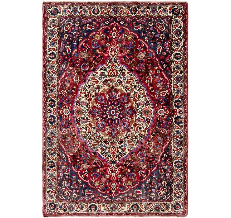 6' 10 x 10' 4 Bakhtiari Persian Rug