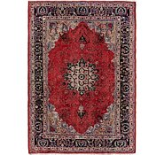 Link to 7' x 9' 8 Mashad Persian Rug