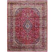 Link to 9' 10 x 12' 7 Mashad Persian Rug