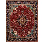 Link to 9' 9 x 12' 6 Tabriz Persian Rug