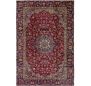 Link to 8' 9 x 13' Isfahan Persian Rug
