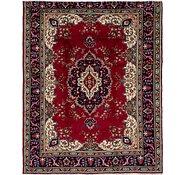Link to 305cm x 365cm Tabriz Persian Rug