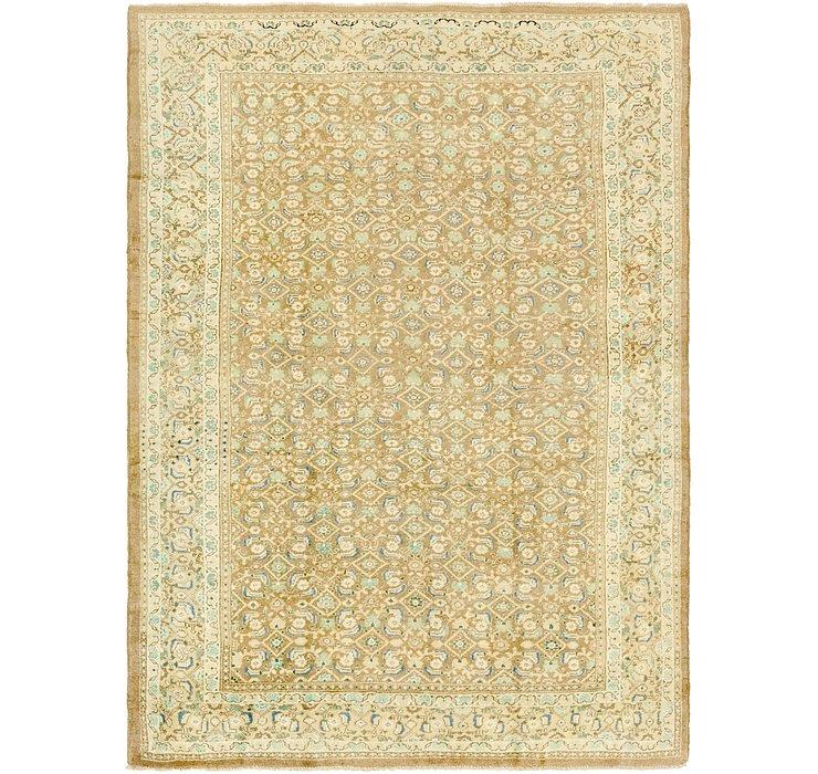 9' x 12' 10 Farahan Persian Rug