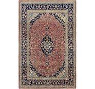 Link to 8' 2 x 12' 10 Kashan Persian Rug