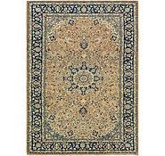 Link to 9' 5 x 13' Isfahan Persian Rug