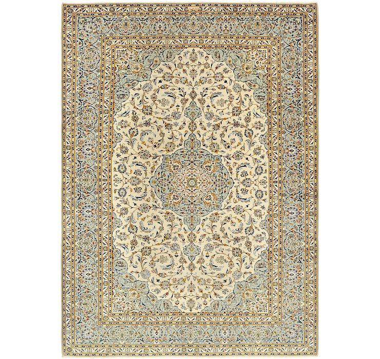 267cm x 373cm Kashan Persian Rug