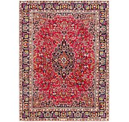 Link to 8' 8 x 12' 3 Mashad Persian Rug