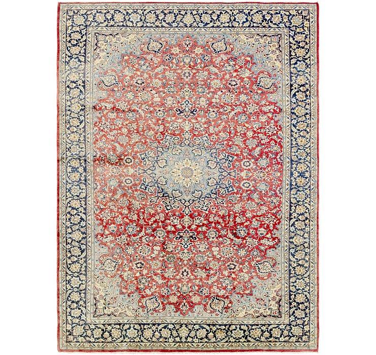 295cm x 415cm Isfahan Persian Rug