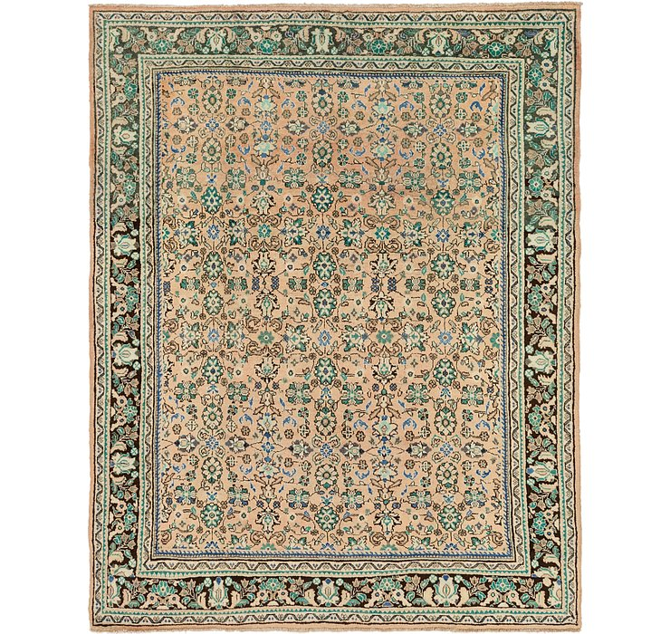 9' x 11' 6 Farahan Persian Rug