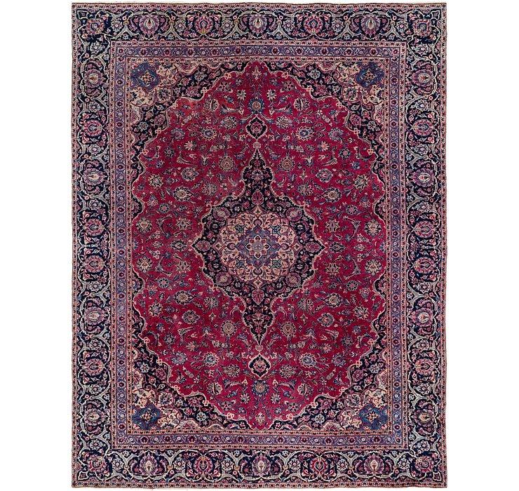 8' 8 x 11' 7 Mashad Persian Rug