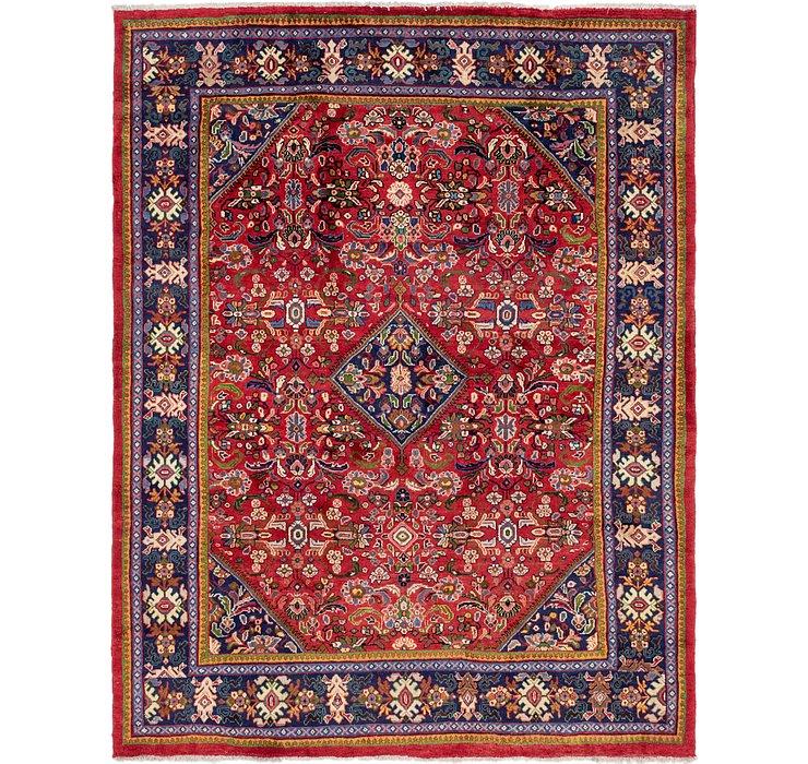 8' 9 x 11' 7 Mahal Persian Rug