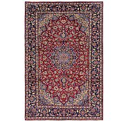 Link to 7' 9 x 11' 8 Isfahan Persian Rug