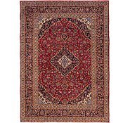 Link to 9' 7 x 13' Kashan Persian Rug