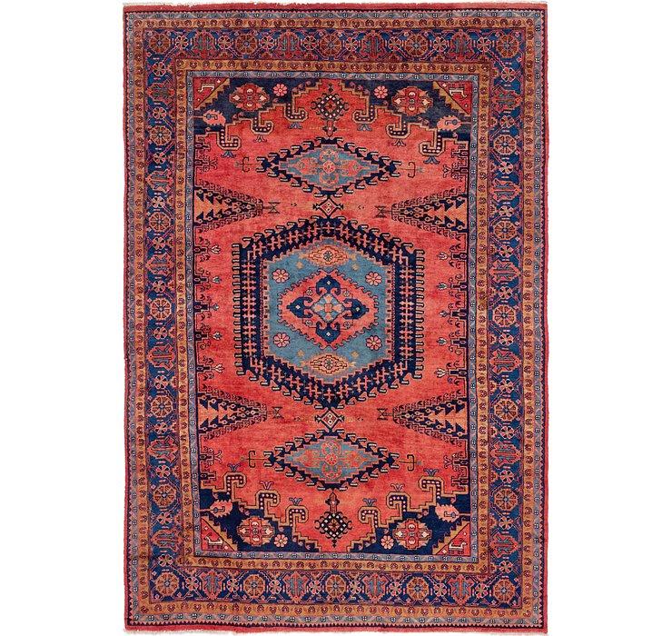 7' 10 x 11' 6 Viss Persian Rug