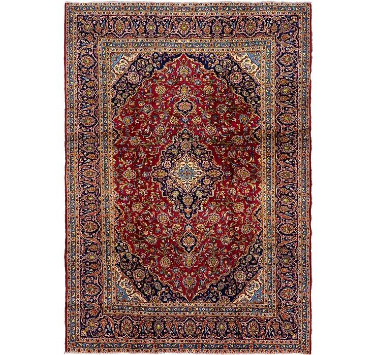 8' 3 x 11' 8 Kashan Persian Rug