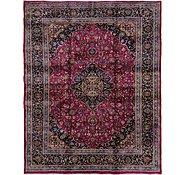 Link to 9' 9 x 12' 3 Mashad Persian Rug