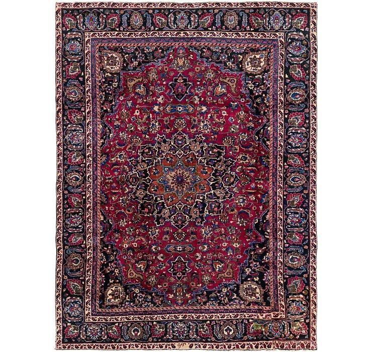 7' 10 x 10' 5 Mashad Persian Rug