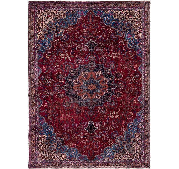 7' 2 x 10' 2 Mashad Persian Rug