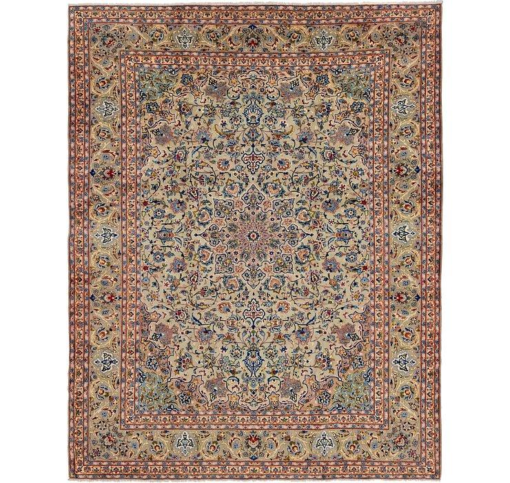 10' 2 x 13' Isfahan Persian Rug