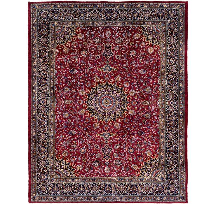 9' 7 x 12' 3 Kashmar Persian Rug