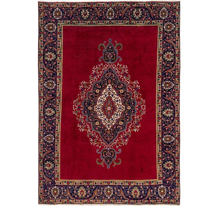 7' 10 x 11' 6 Tabriz Persian Rug