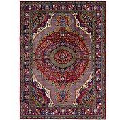 Link to 8' 5 x 11' 6 Tabriz Persian Rug