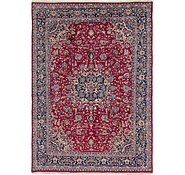 Link to 9' x 12' 9 Kashan Persian Rug