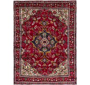 Link to 9' x 12' 6 Tabriz Persian Rug