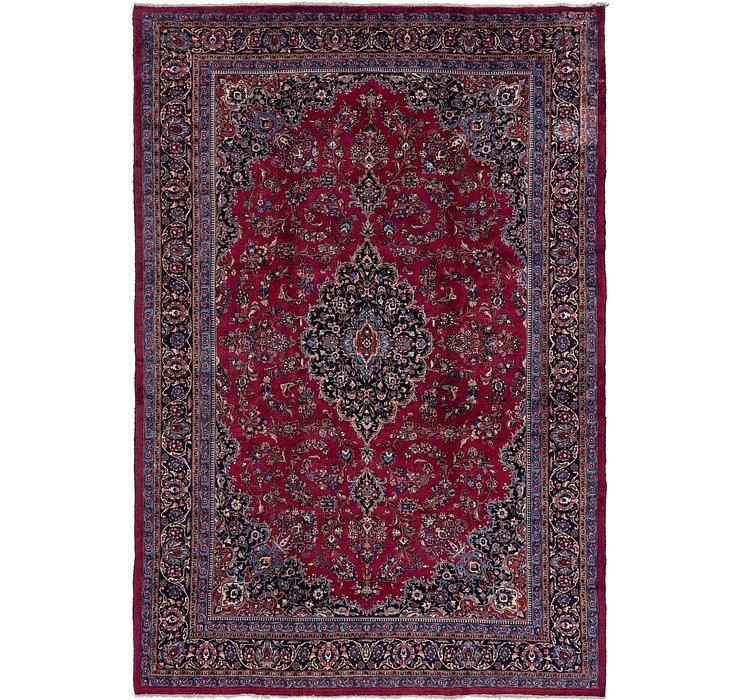 10' 4 x 15' Mashad Persian Rug