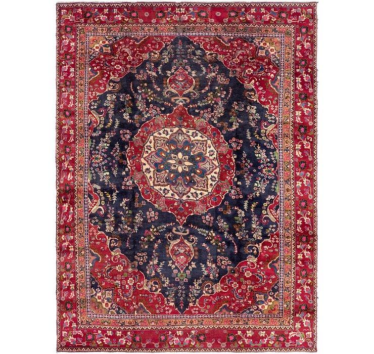 8' 9 x 11' 8 Mashad Persian Rug