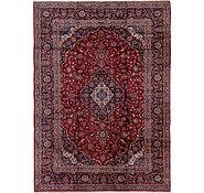 Link to 9' 7 x 13' 2 Kashan Persian Rug