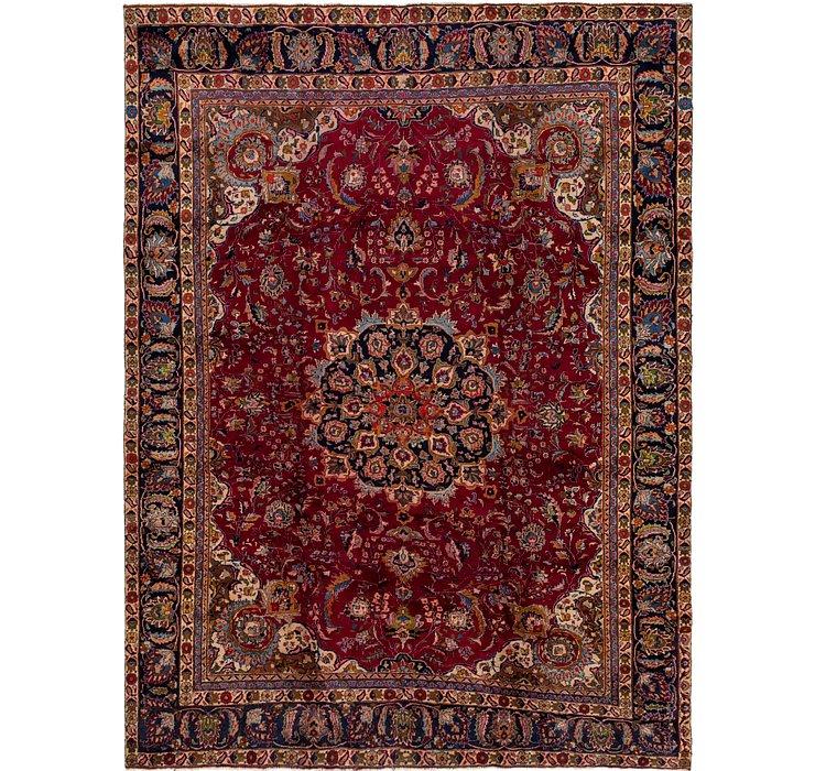 9' 3 x 12' 3 Mashad Persian Rug