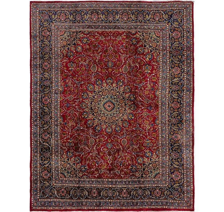 10' x 12' 6 Kashmar Persian Rug