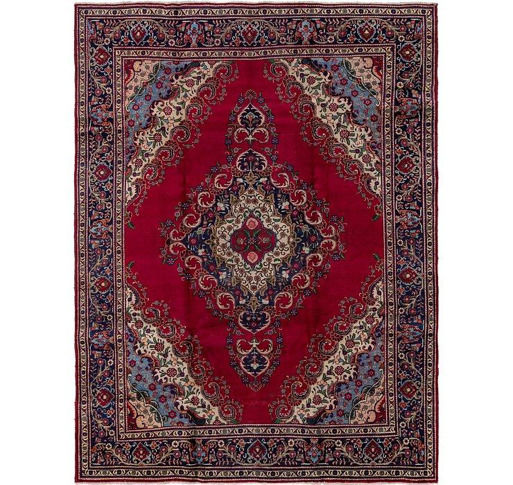285cm x 375cm Tabriz Persian Rug