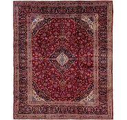 Link to 10' 2 x 12' Kashan Persian Rug