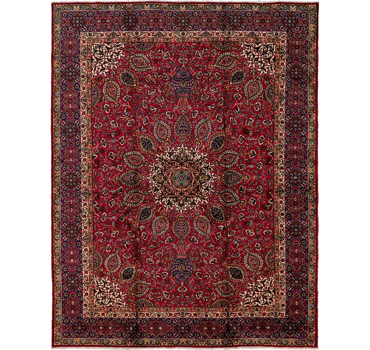 9' 9 x 13' Tabriz Persian Rug