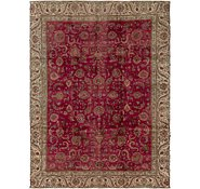Link to 9' 2 x 12' Tabriz Persian Rug