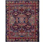 Link to 9' 8 x 12' Kashmar Persian Rug