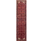 Link to 122cm x 310cm Hossainabad Persian Runner Rug