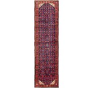 Link to 100cm x 390cm Hossainabad Persian Runner Rug