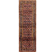 Link to 140cm x 422cm Hossainabad Persian Runner Rug