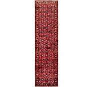 Link to 3' 6 x 13' 10 Hossainabad Persian Runner Rug