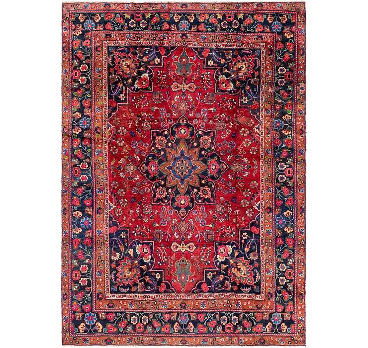 8' 3 x 11' 7 Mashad Persian Rug