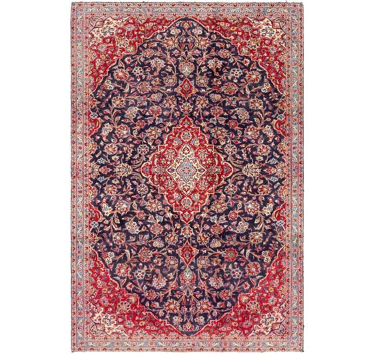 178cm x 280cm Kashan Persian Rug