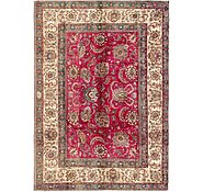 Link to 7' 3 x 10' Tabriz Persian Rug