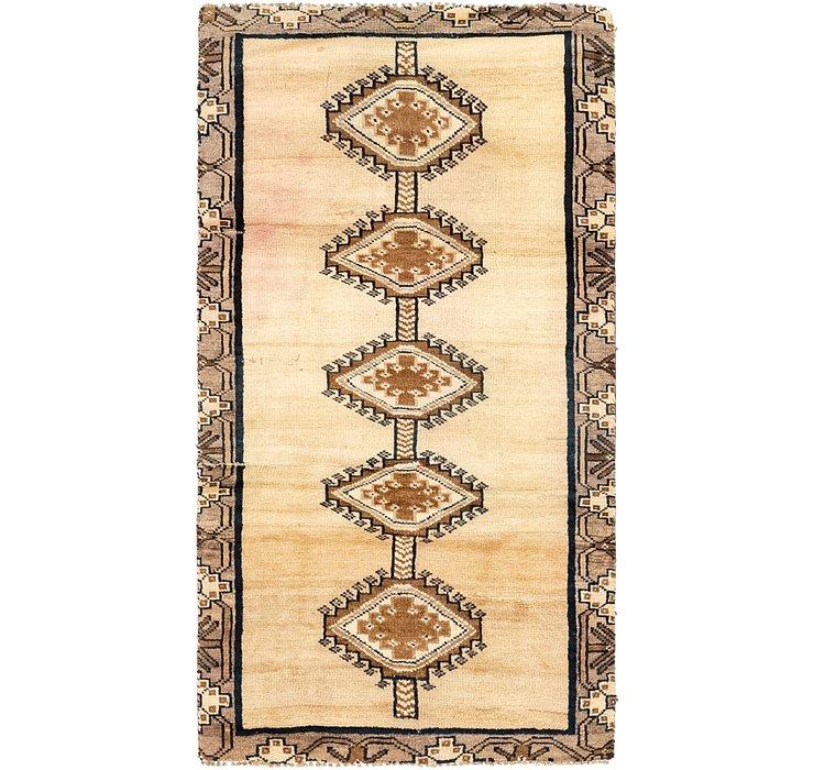 3' x 5' 5 Shiraz Persian Rug